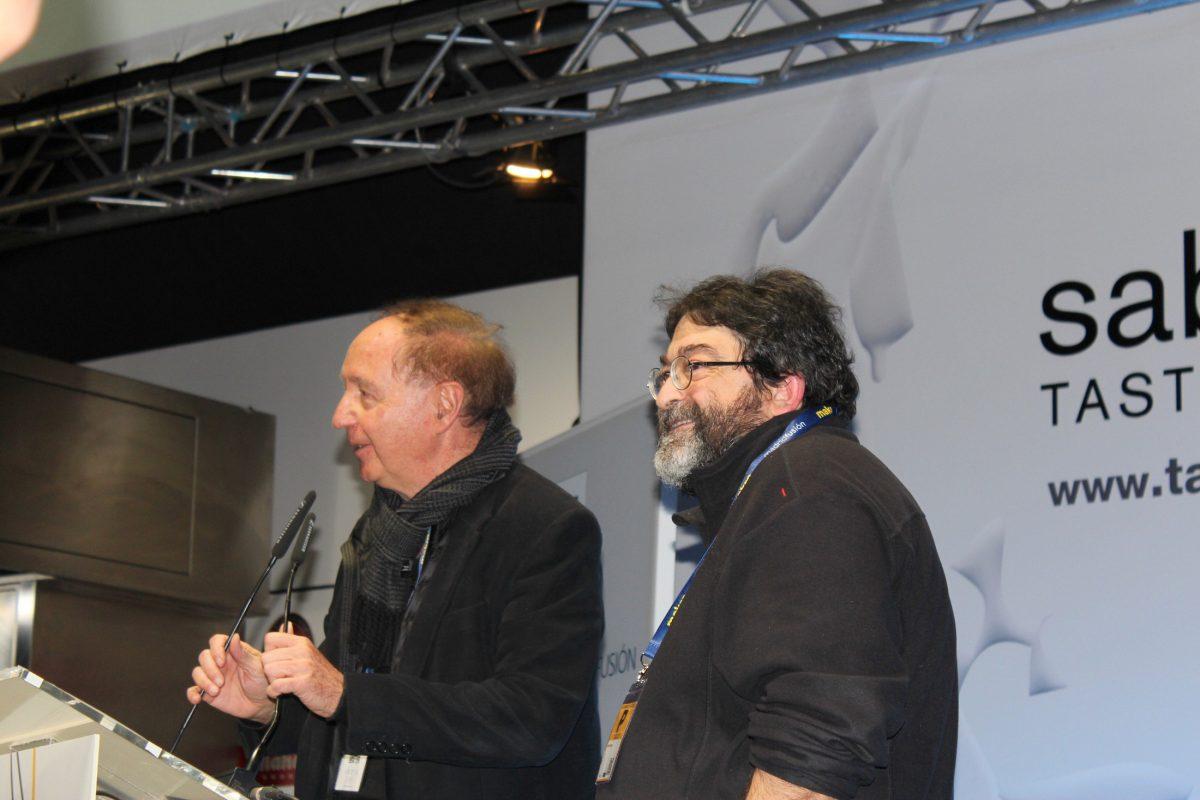 Jose Carlos Capel y Quico Sosa