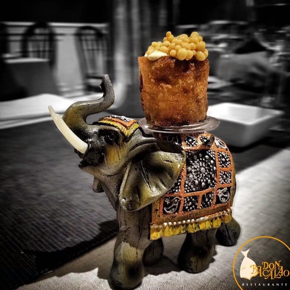 Lechazo Taj Mahal - Pincho Don Bacalao - ganador (2)