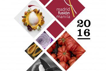 Madrid Fusión Manila 2016 brochure