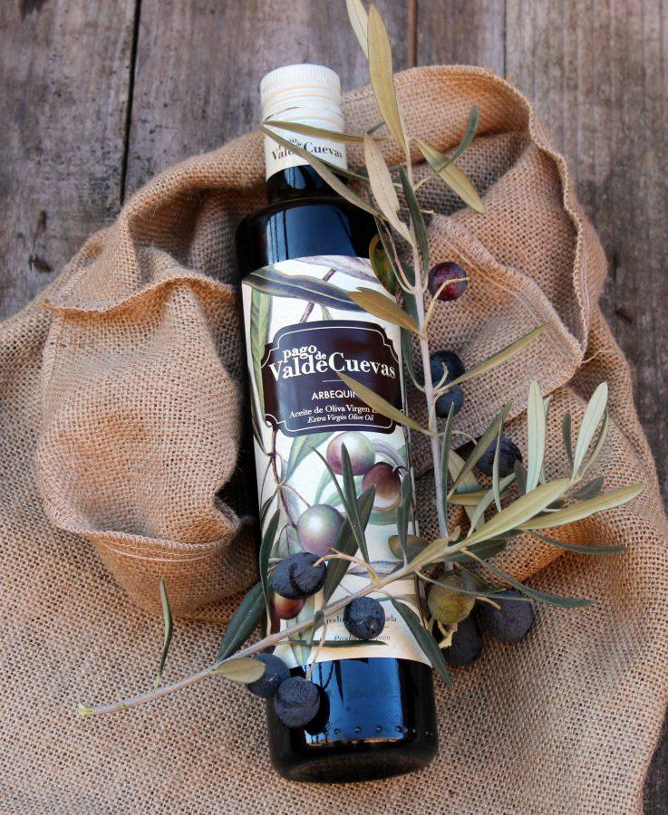 Pago de ValdeCuevas, aceite de oliva de Castilla y León