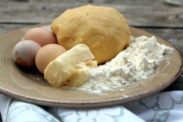 Pasta Flora o Frolla, una masa ideal para tartas