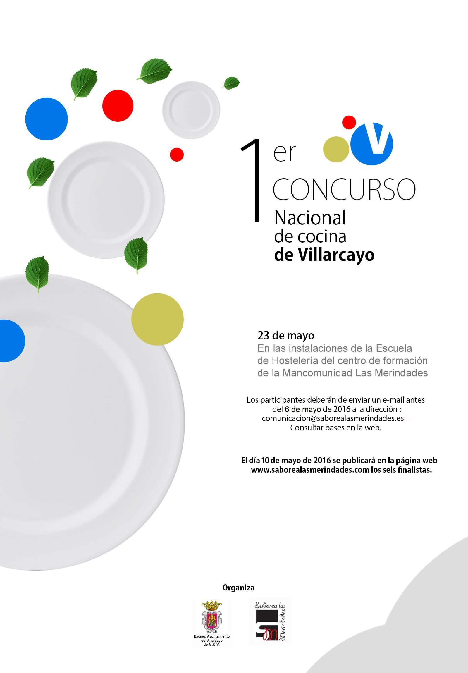 Concurso Nacional de Cocina de Villarcayo