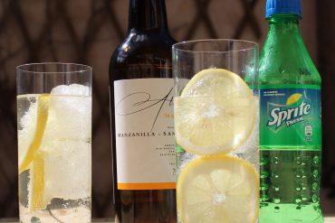 El Rebujito, la bebida más popular de la Feria de Abril