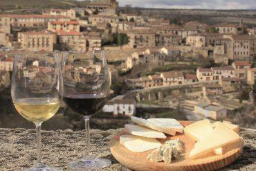 Feria del Vino y el Queso Segoviano Sepulveda