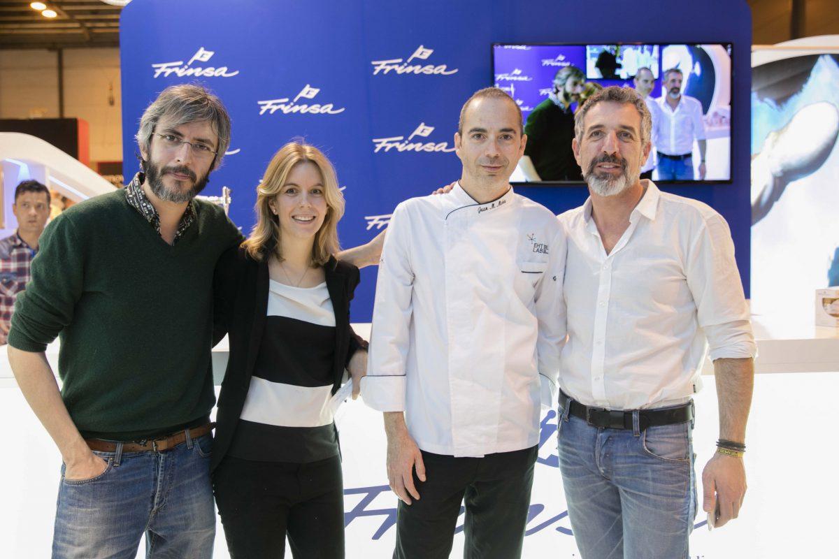 Juan Manuel Mañés Capilla ganador Talentos en Conserva by Frinsa