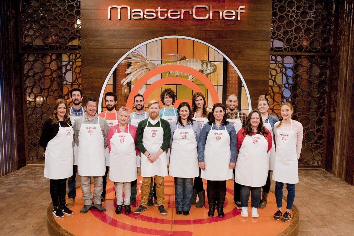MasterChef 4 concursantes