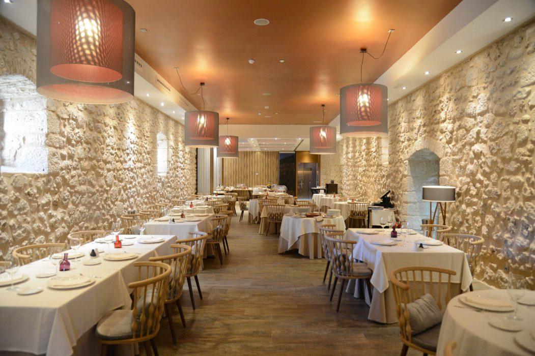 Restaurante El Compas Hotel Balneario Valbuena (1)