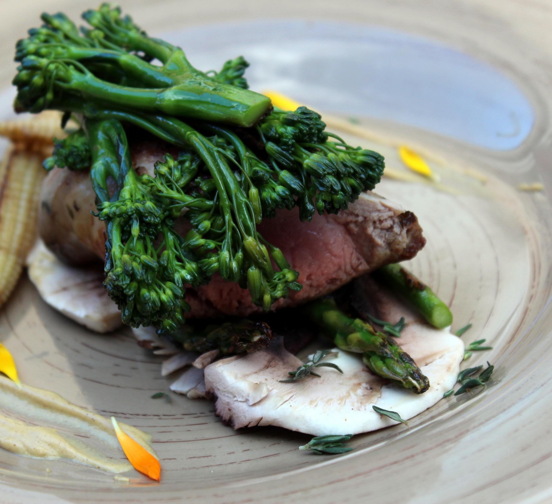 Recetas cocinadas con Espárrago triguero, fáciles y deliciosas | El ...