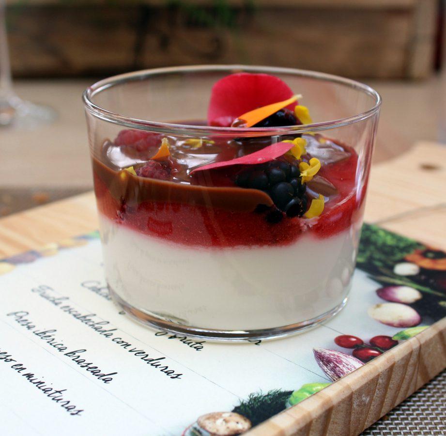 Tarta de queso en miniaturas - Rodrigo de la Calle - El Invernadero