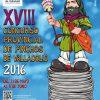 cartel concurso de pinchos de valladolid 2016