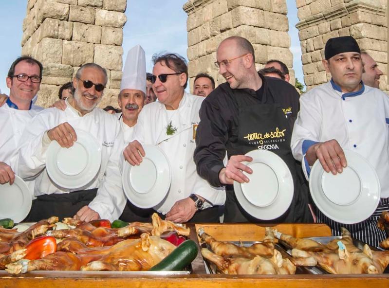 Fiesta del Cochinillo de Segovia