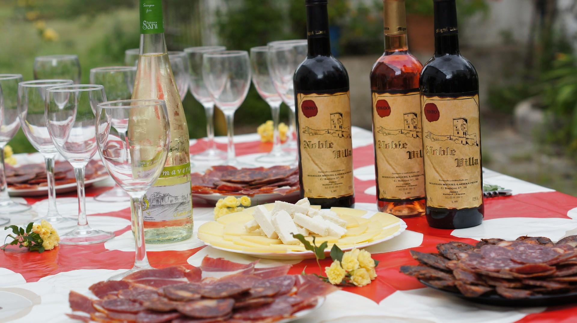 Gastronomia de Jerez de los Caballeros