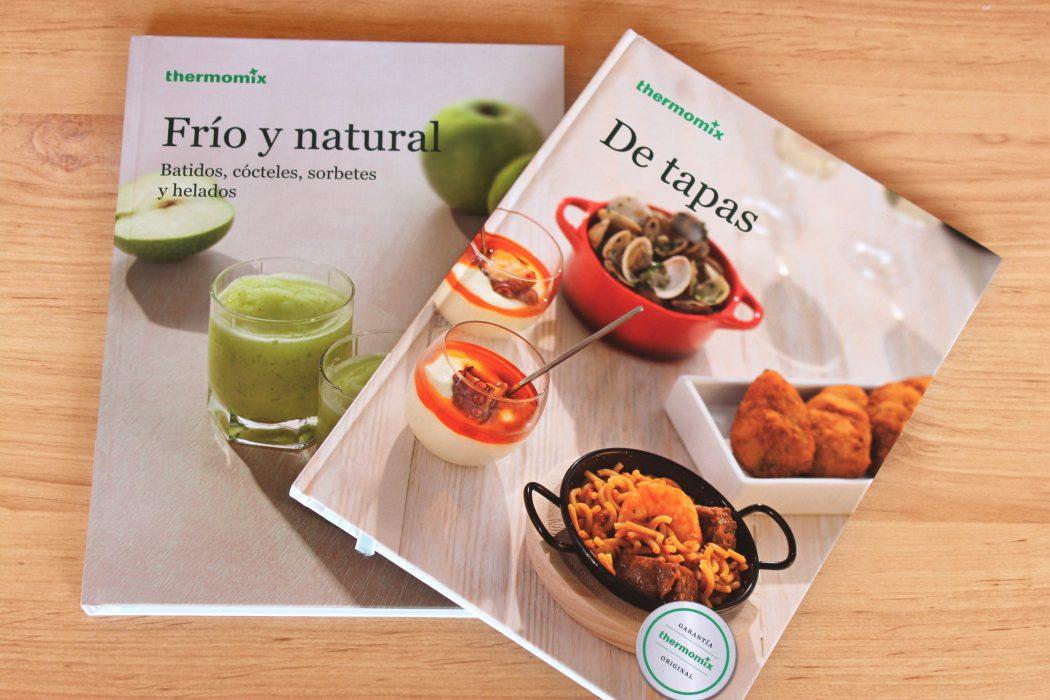nuevos libros de recetas thermomix para el verano blog
