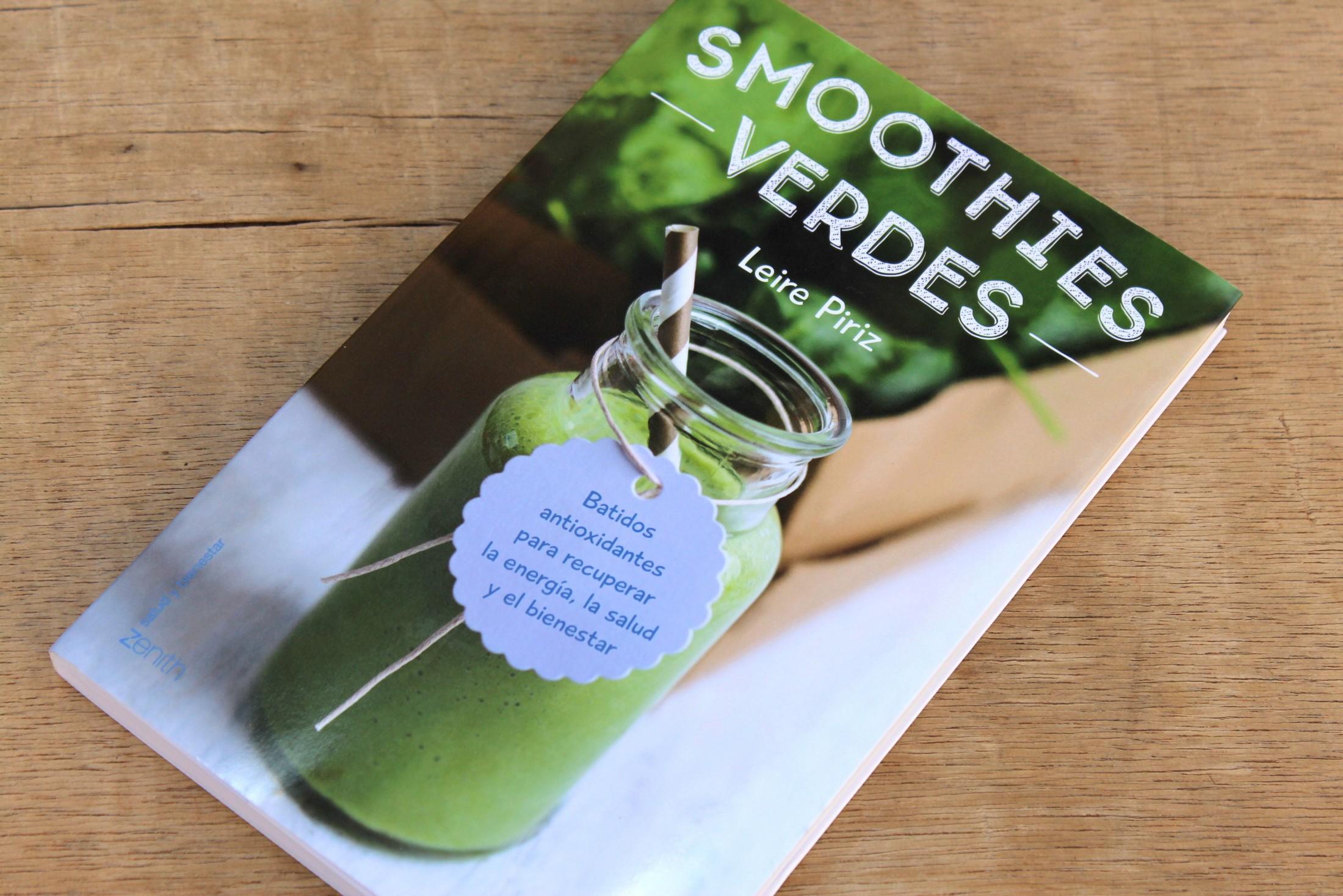 smoothies verdes - recetas batidos detox