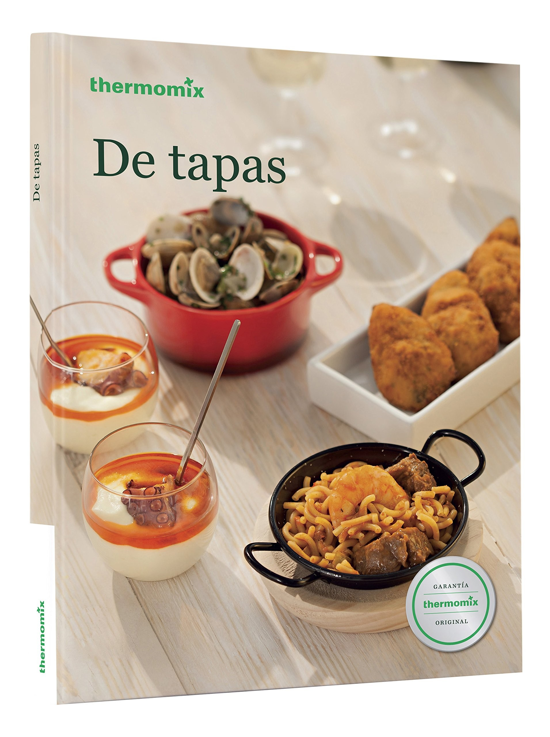 libros thermomix para el verano de tapas fr o y natural. Black Bedroom Furniture Sets. Home Design Ideas