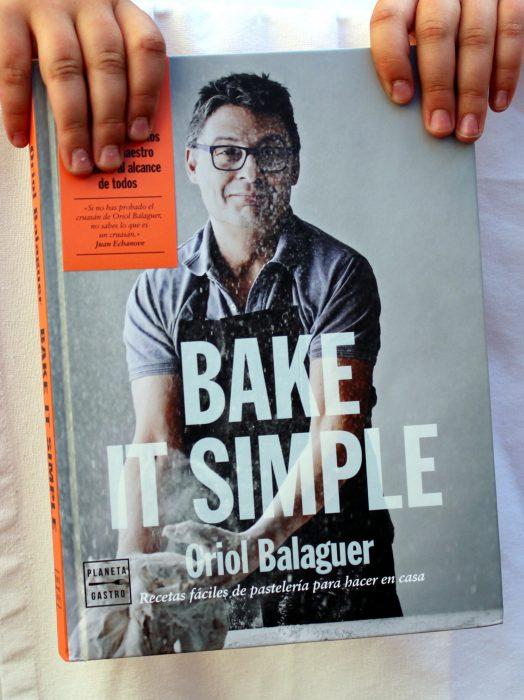 bake it simple, oriol balaguer