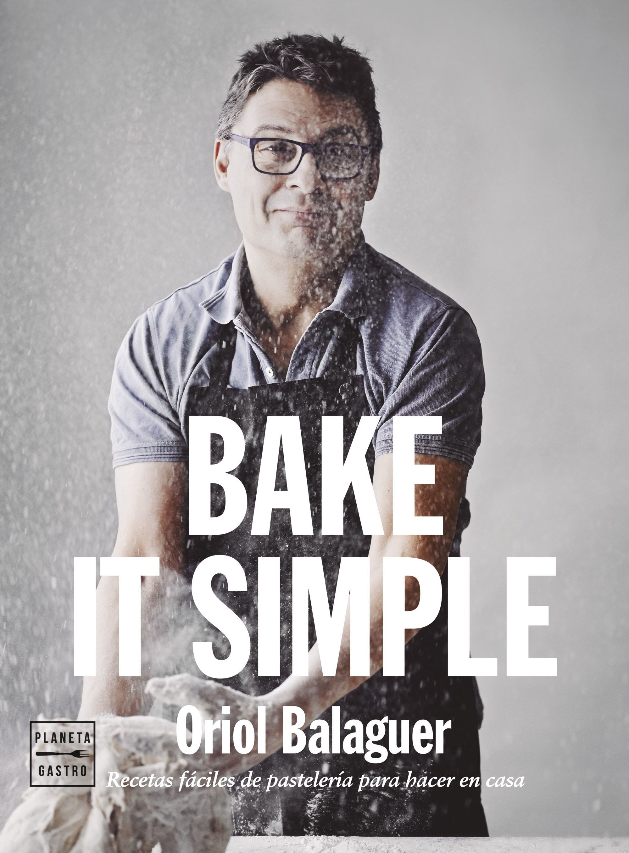 Bake it simple - Portada