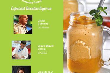 concurso recetas ligeras hipercor 2016 - jurado