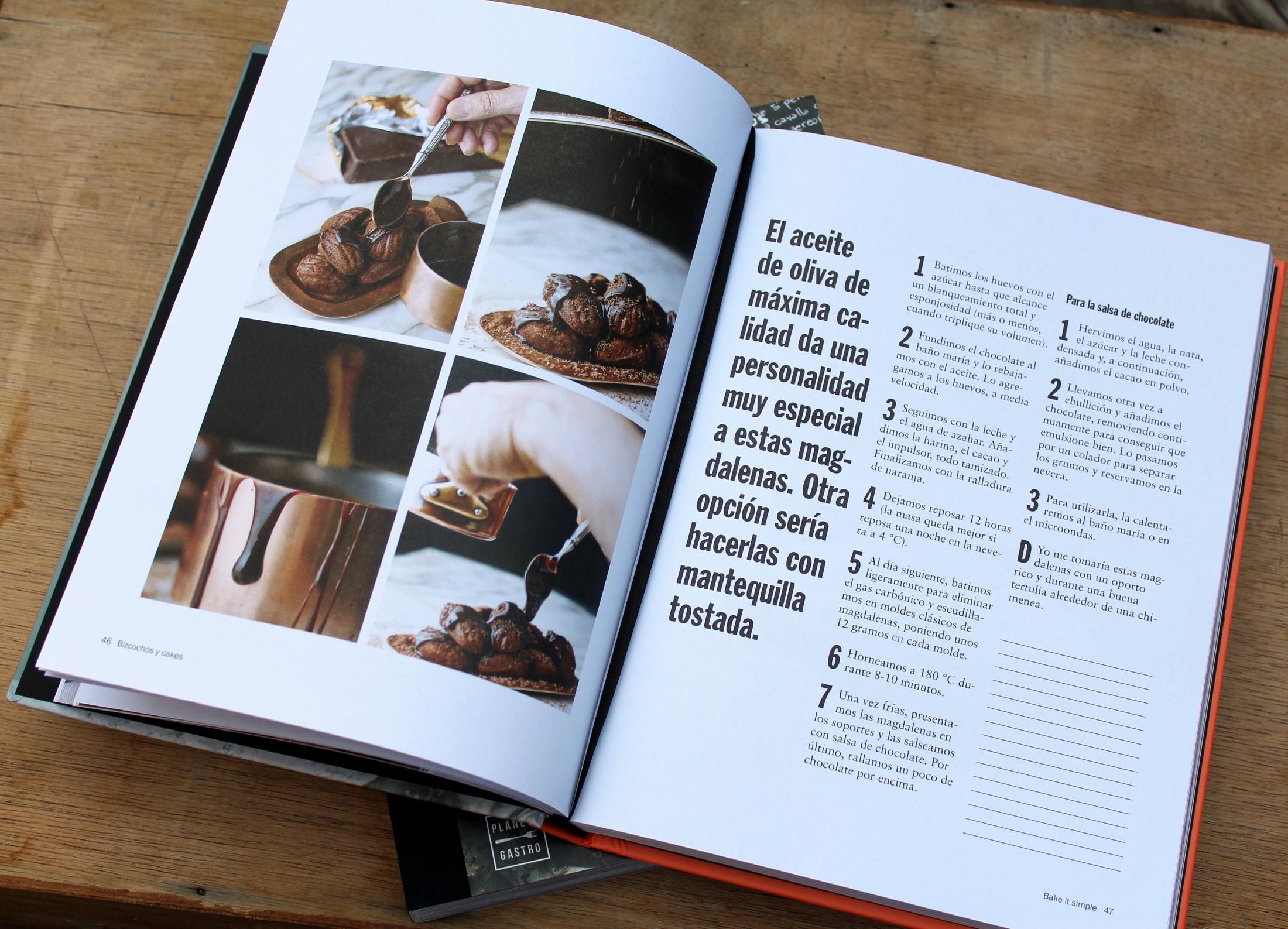 Bake it simple, recetas fáciles de pastelería de Oriol Balaguer