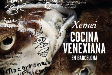 Portada Xemei, Cocina Venexiana en Barcelona