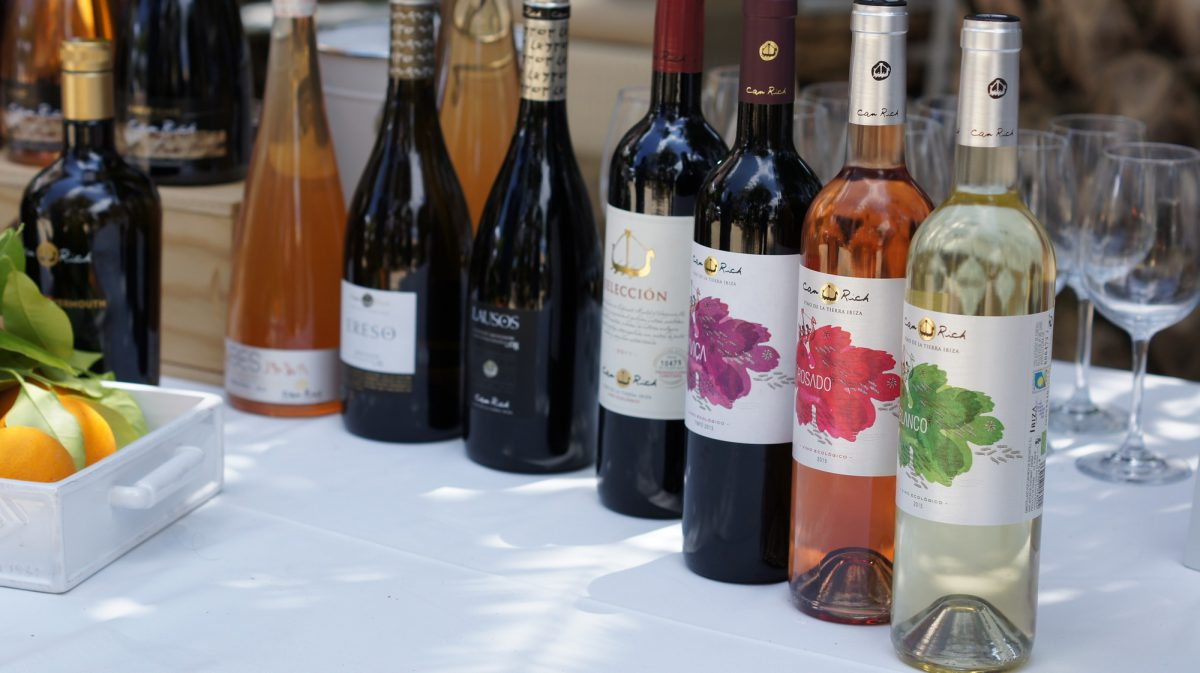 Vinos de Ibiza (Can Rich)