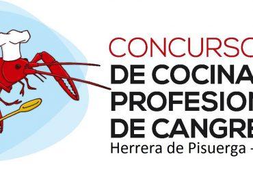 cartel concurso recetas cangrejo herrera pisuerga 2016