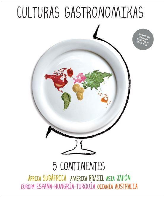 cartel san sebastian gastronomika 2016