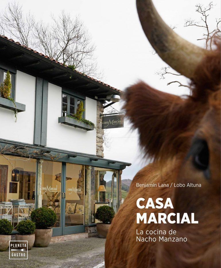 Casa Marcial, La cocina de Nacho Manzano