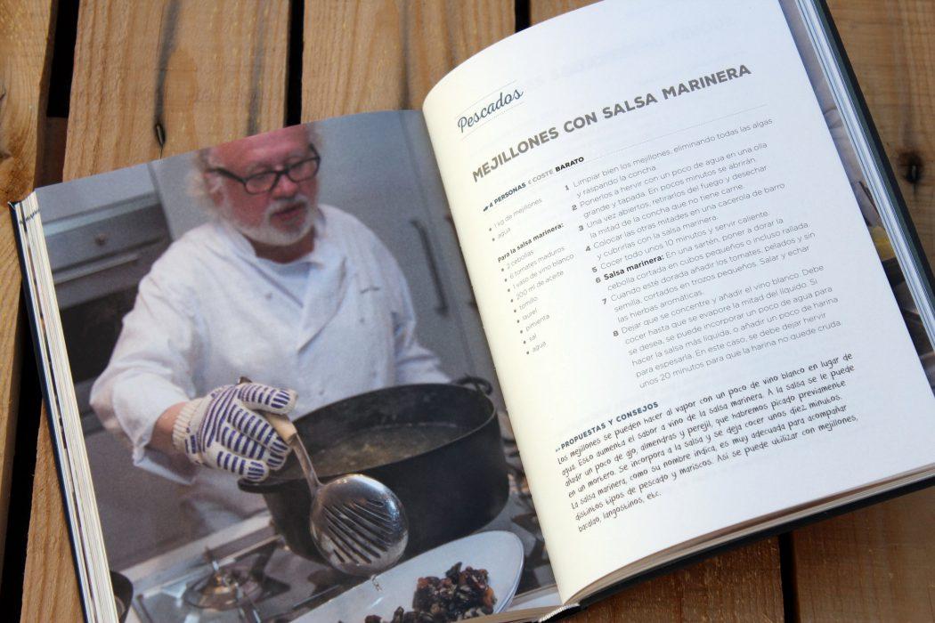 curso de cocina libro juan echanove interior