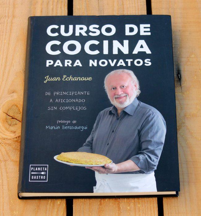 curso de cocina libro juan echanove
