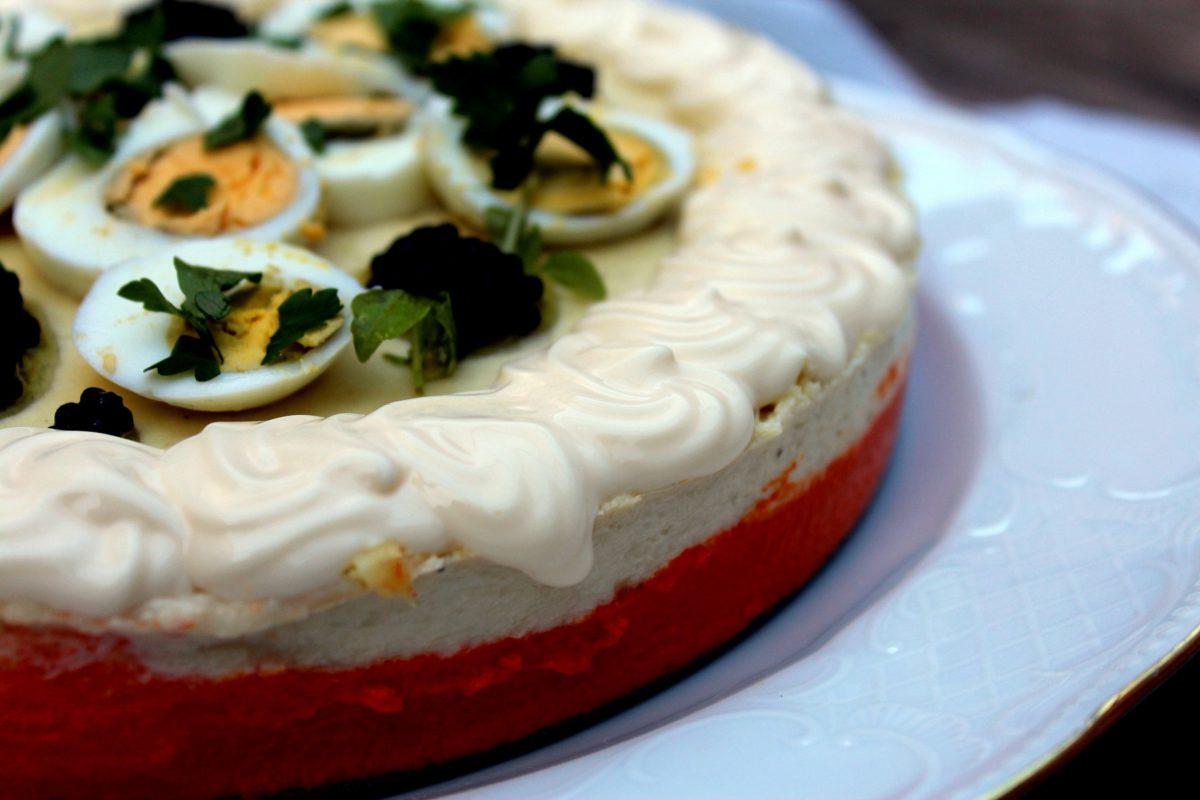 pastel frio de pimientos del piquillo y brandada de bacalao-4