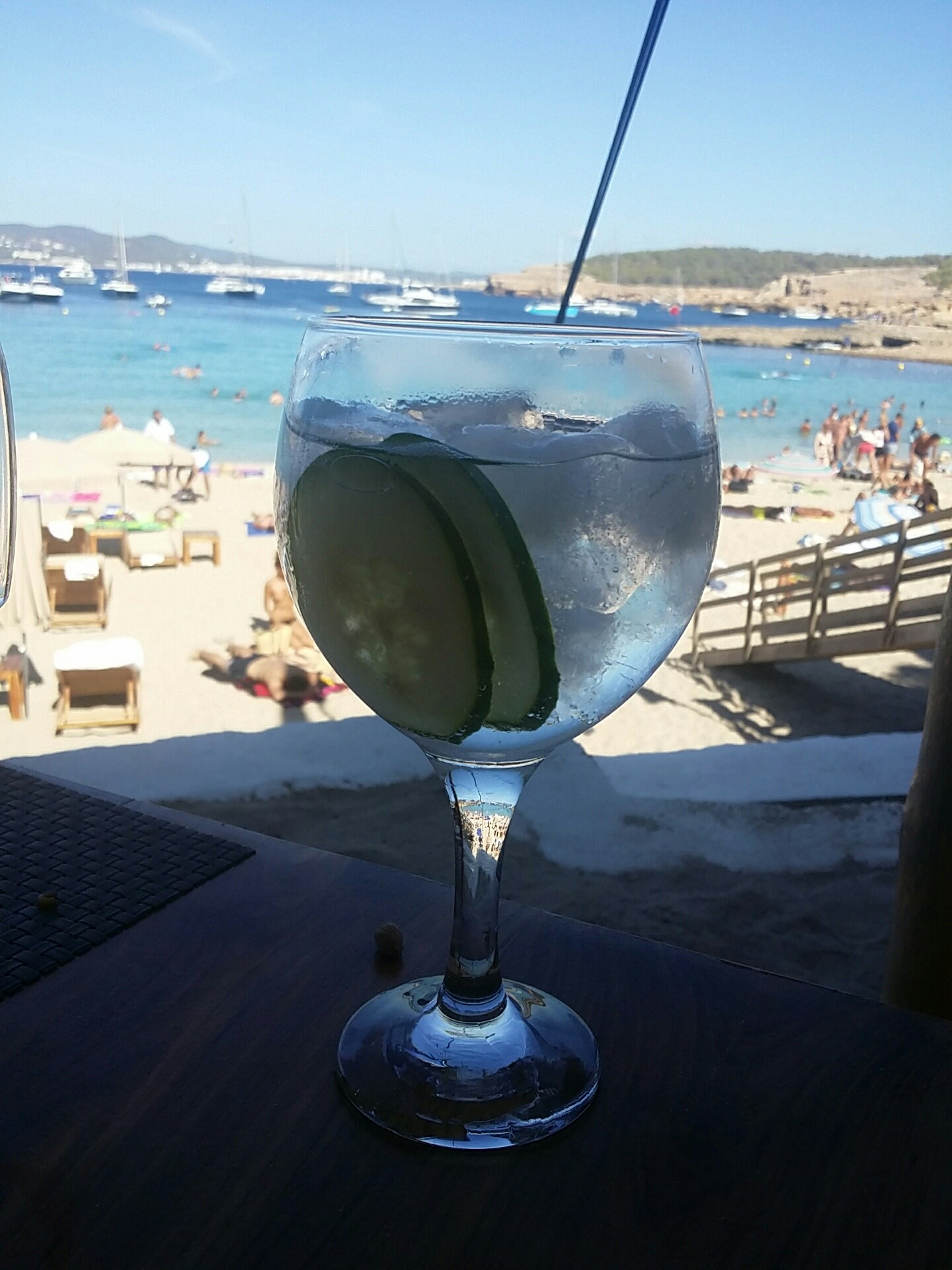 Cala Bassa Beach Club - Ibiza