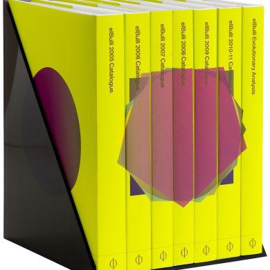 """elBulli 2005-2011"", el Catálogo General del restaurante elBulli"