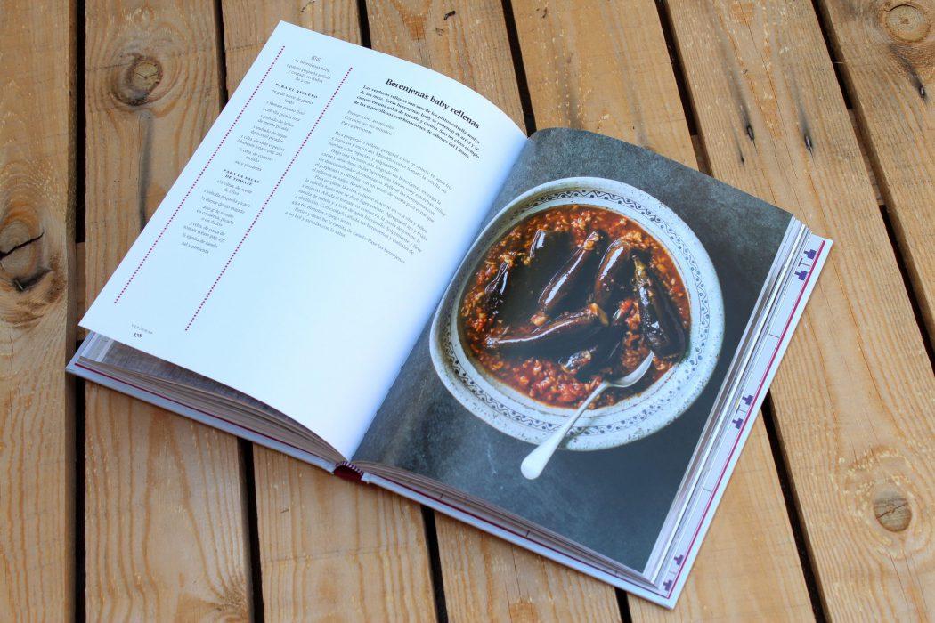 la cocina vegetariana de oriente próximo - salma hage - libro de cocina