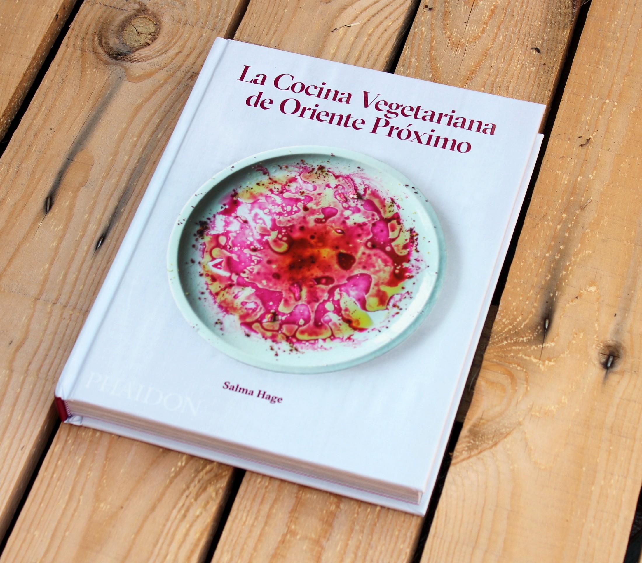 La cocina vegetariana de oriente pr ximo de salma hage for Blogs cocina vegetariana