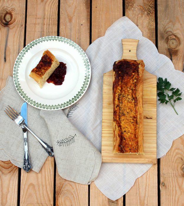 pastel de bacalao - receta