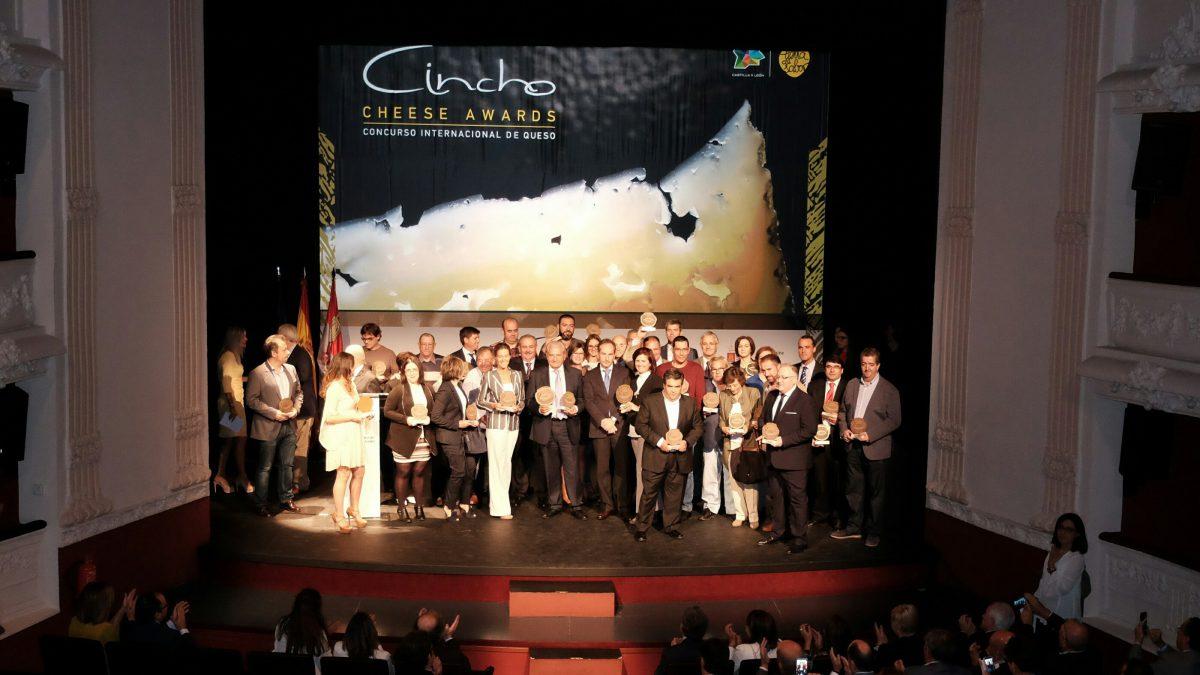 entrega Premios Cincho 2016