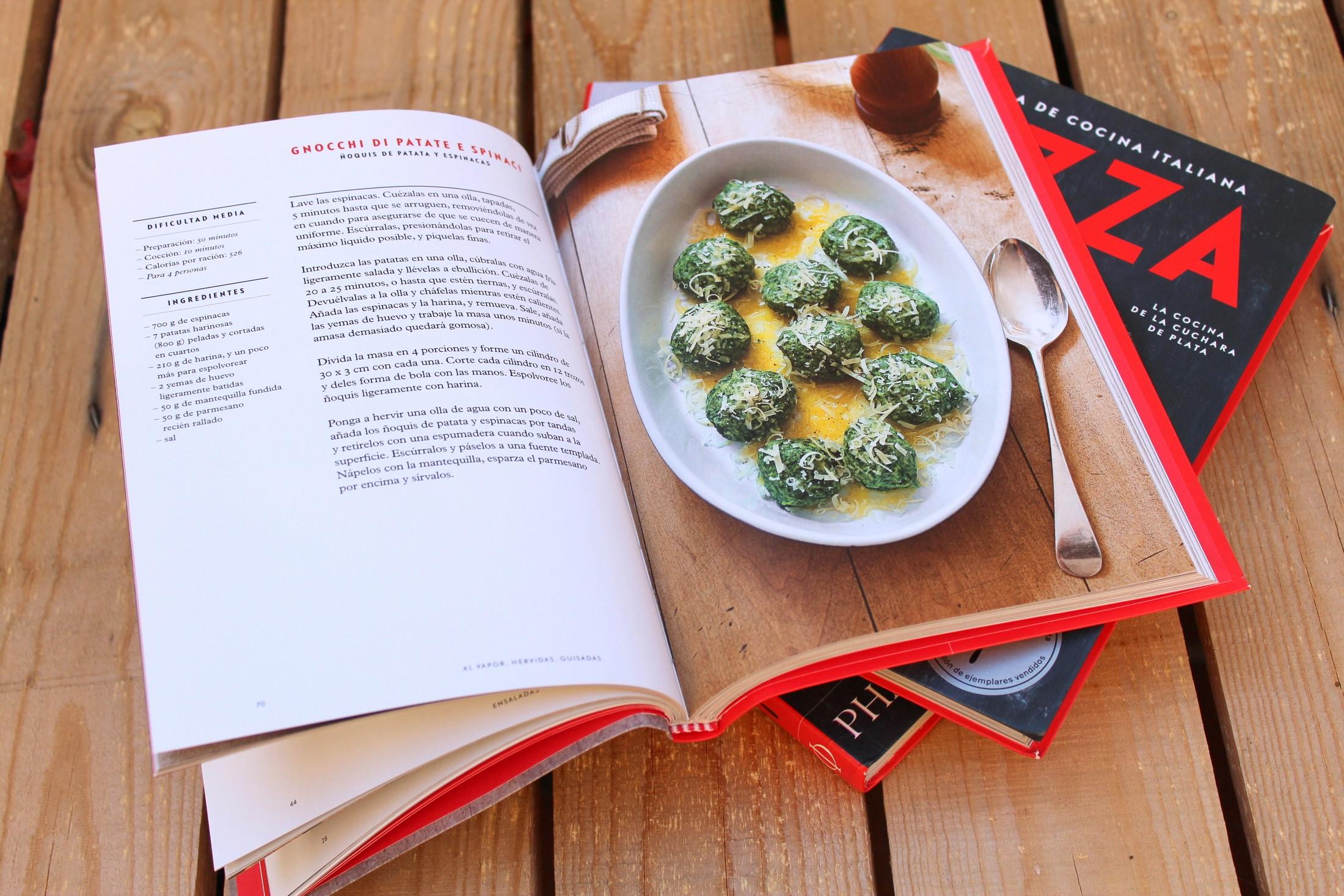 Interior de Escuela de cocina Italiana: Verduras