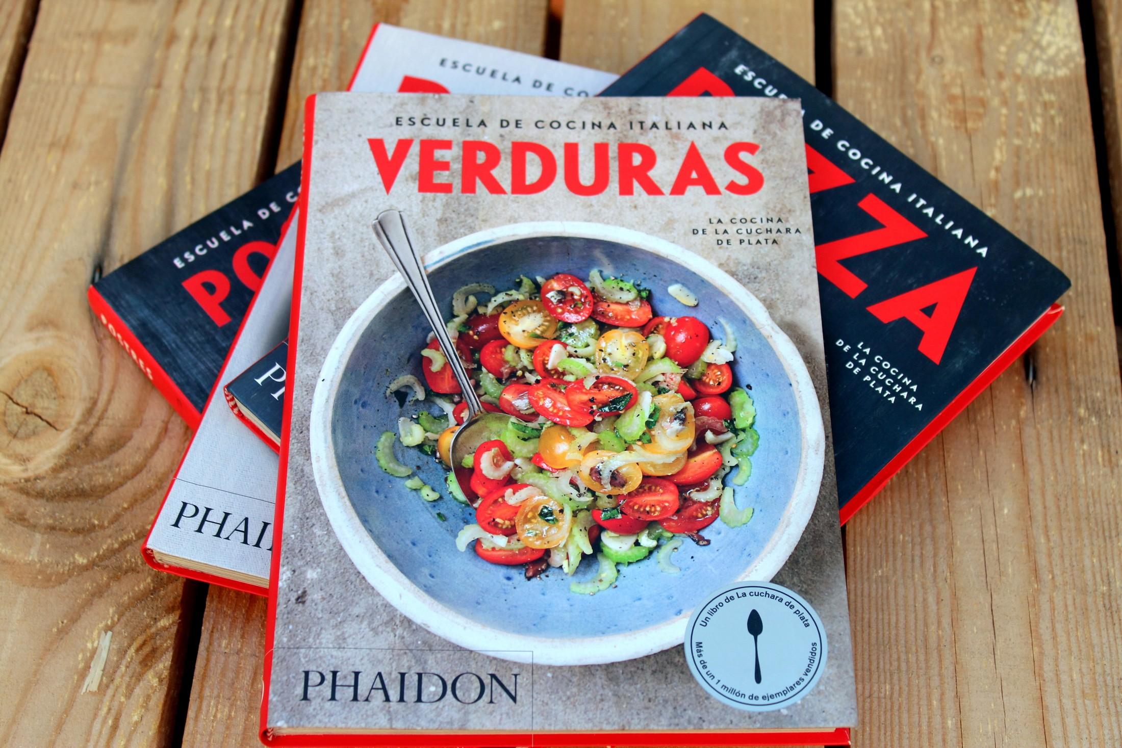 Escuela de cocina italiana verduras blog de cocina gastronom a y recetas el aderezo - Libro escuela de cocina ...