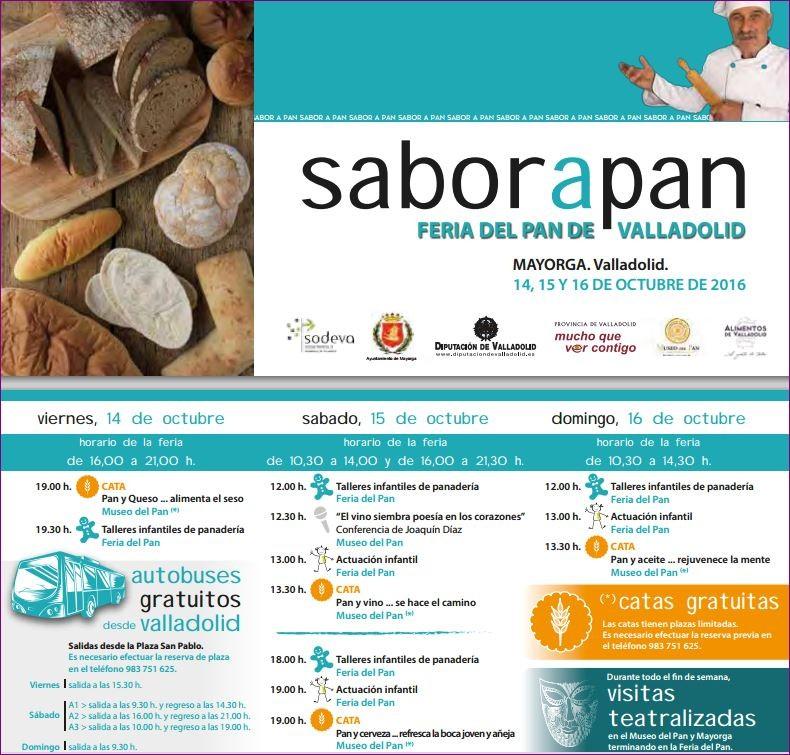 Feria del Pan de Valladolid 2016