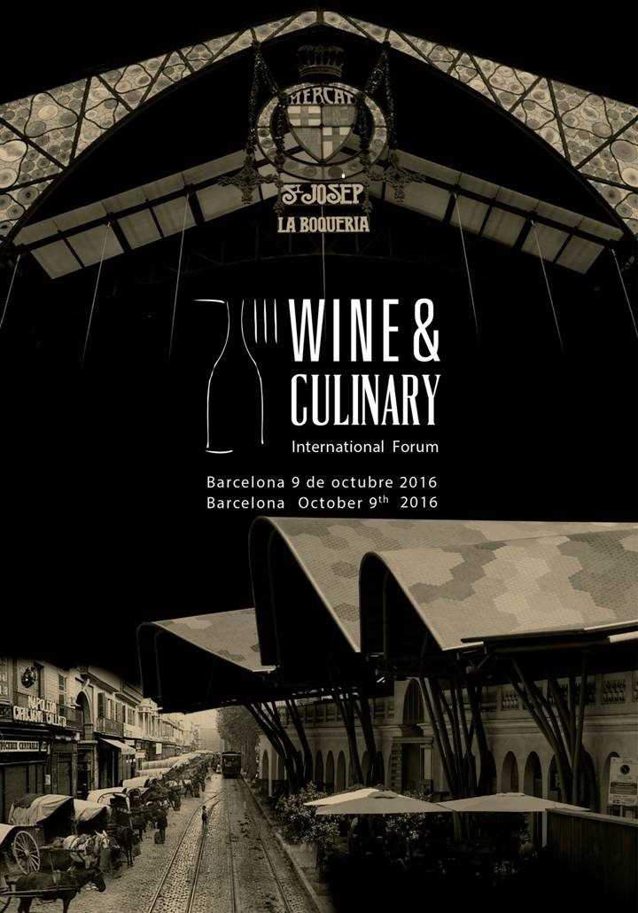 Wine & Culinary International Fórum en Barcelona 2016