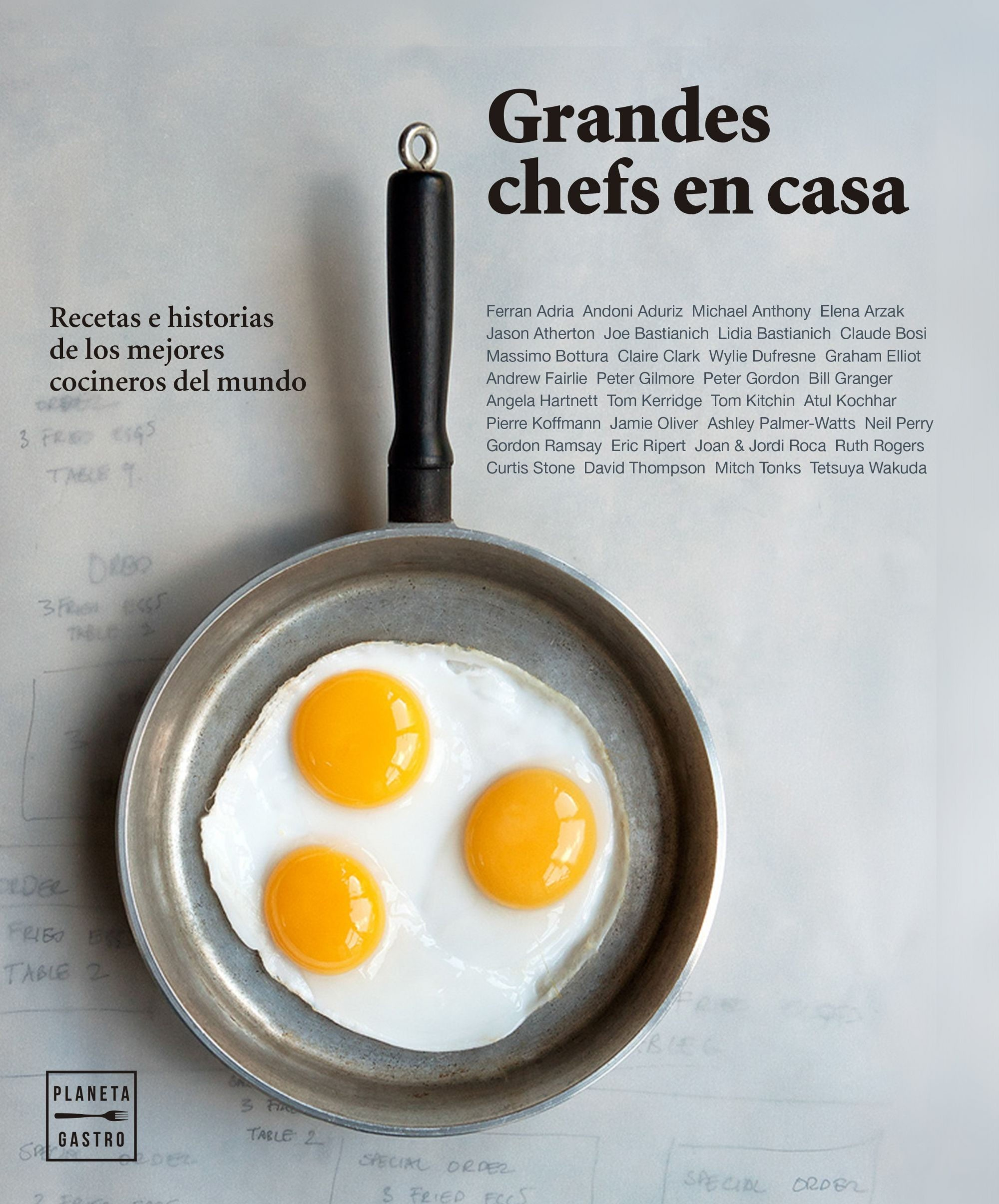 Grandes Chefs en casa - Planeta Gastro