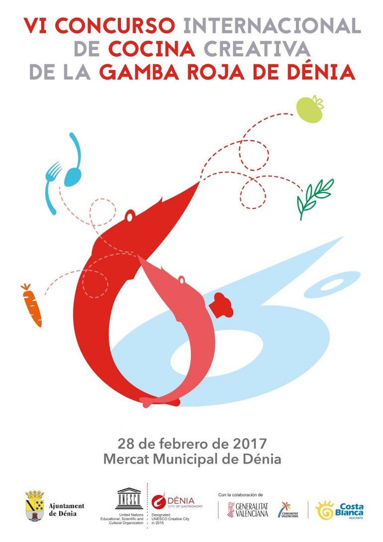 Concurso Gamba Roja Denia 2017