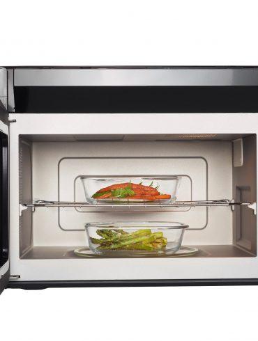 microondas-en-la-cocina