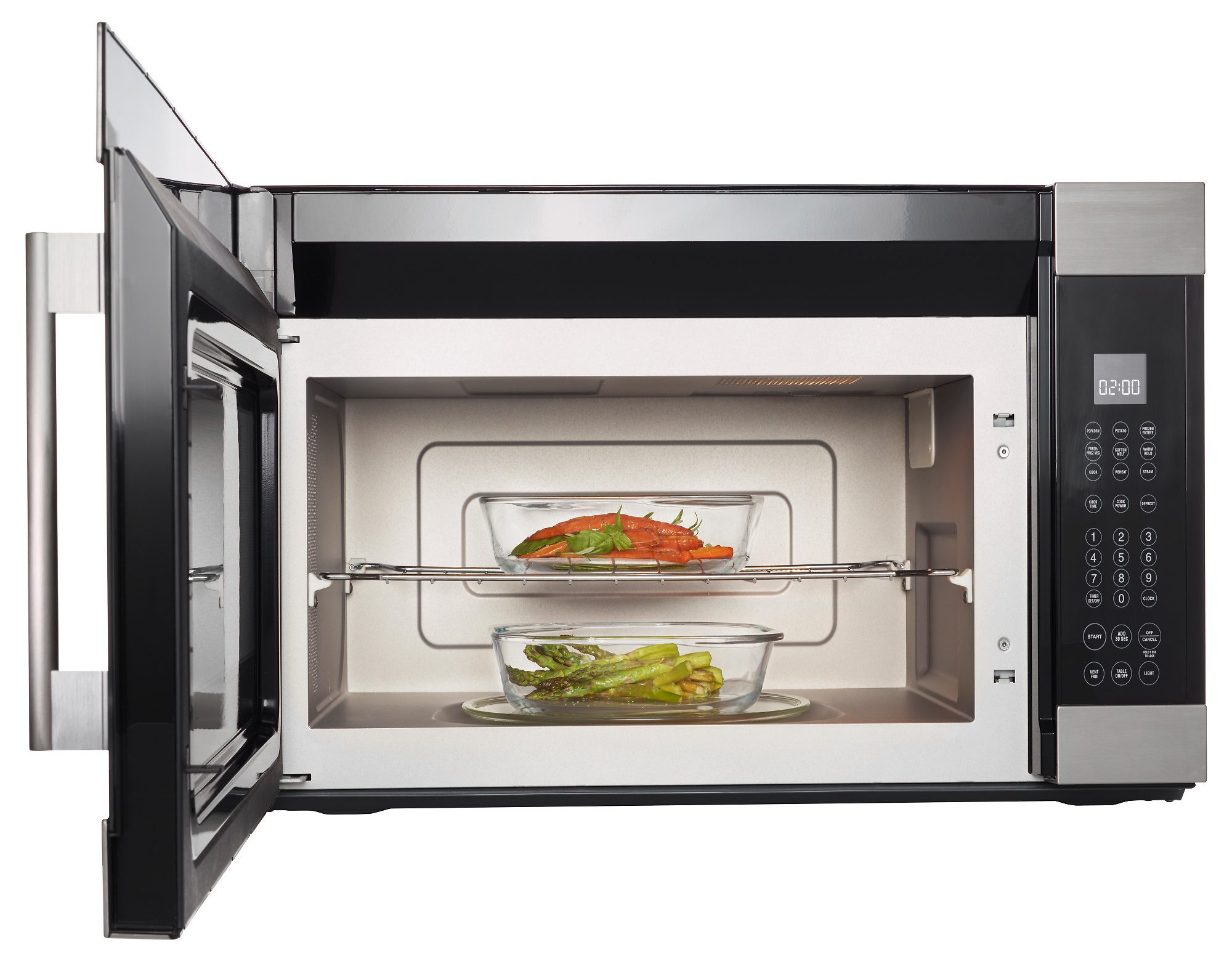 Cocinar con microondas; soluciones rápidas y sencillas