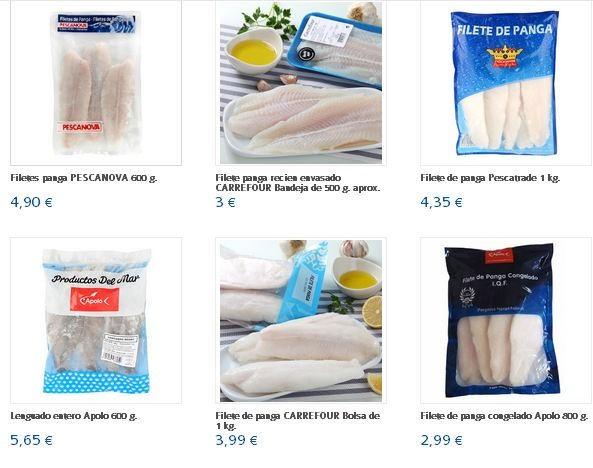 Carrefour deja de vender panga en sus centros
