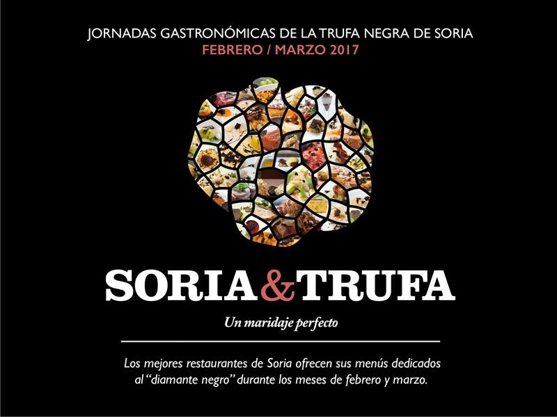 Soria y Trufa 2017 - Cartel
