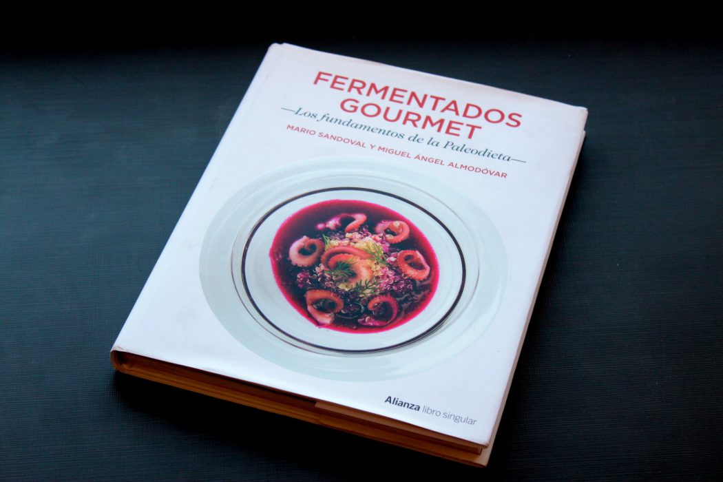 Fermentados Gourmet libro Mario Sandoval 4