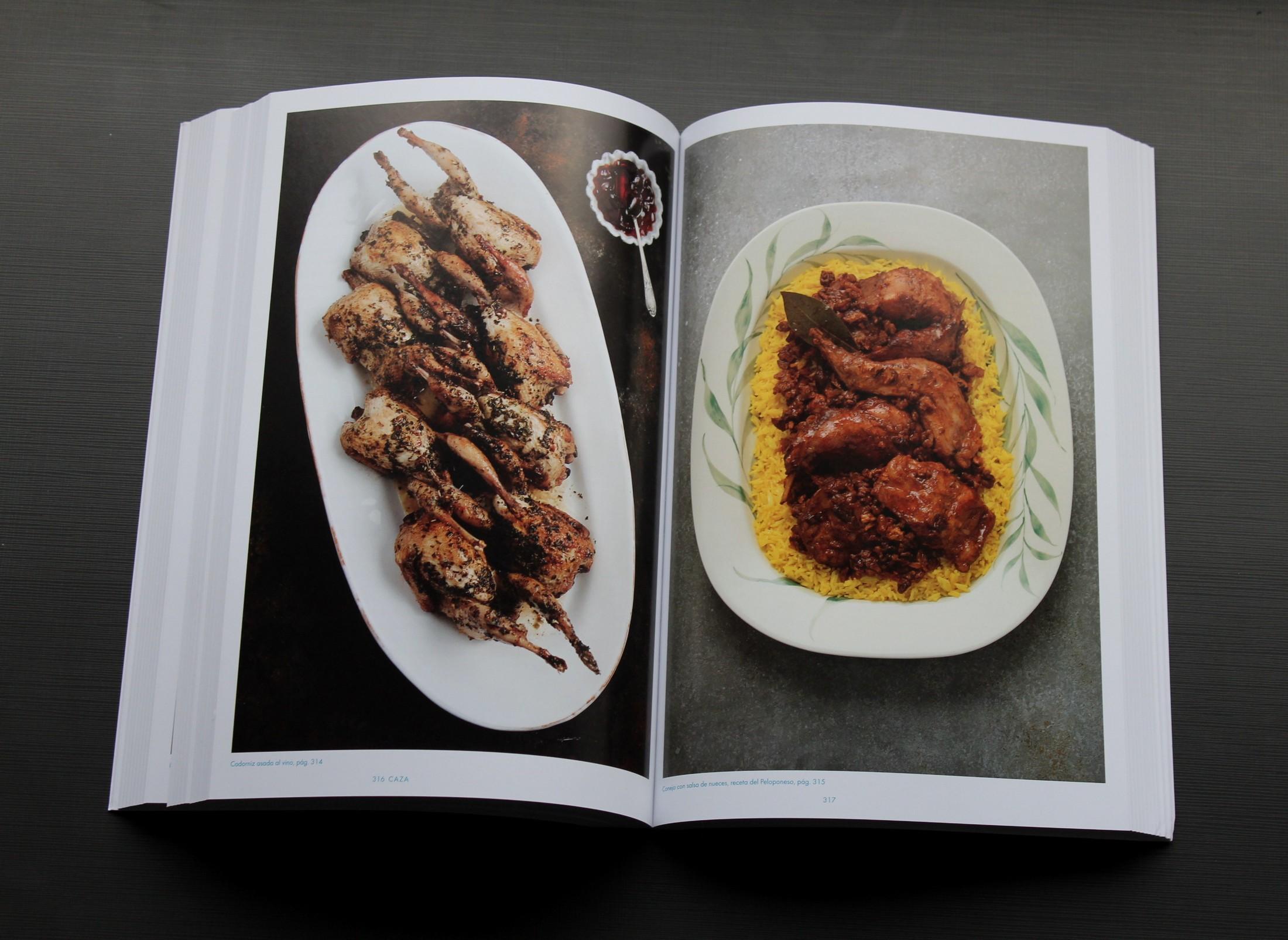Grecia Gastronomía de Vefa Alexiadou