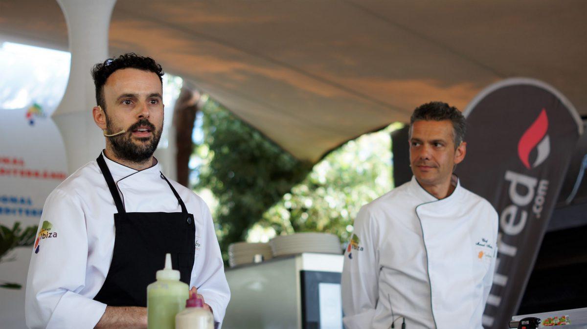 José Miguel Boned y Manuel Antón de Es Ventall y Can Lluc